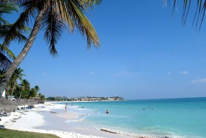 This picture features Eagle Beach Aruba on Concierge Realty for Aruba Timeshares.