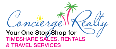 Concierge Realty |  Your One-Stop Shop for Timeshare Sales, Timeshare Rentals, and Travel Services