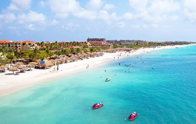 Aruba timeshare resort