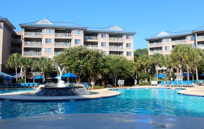 Marriott's SurfWatch timeshare Hilton head, South Carolina