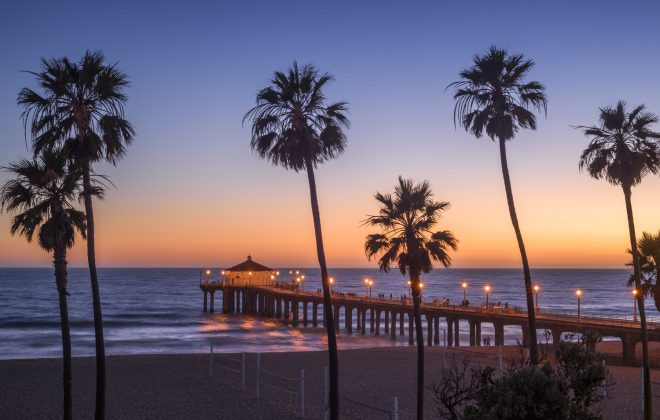 Day Trip to Manhattan Beach from your Newport Beach resort