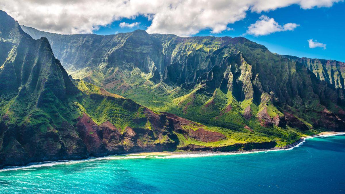 Na Pali Coast on Kauai, Kauai vacation
