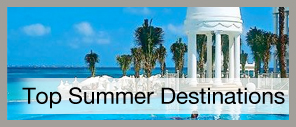 Top Summer destinations