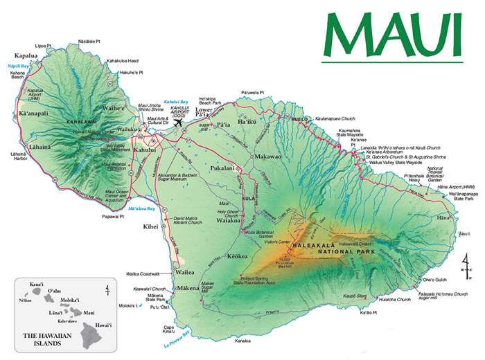 Maui Hawaii Timeshares Destinations