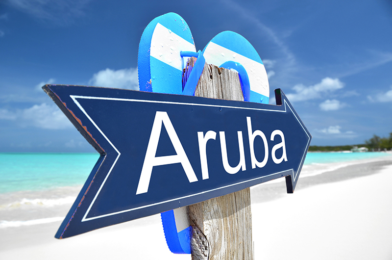 Aruba timeshare vacations. Few Hurricanes