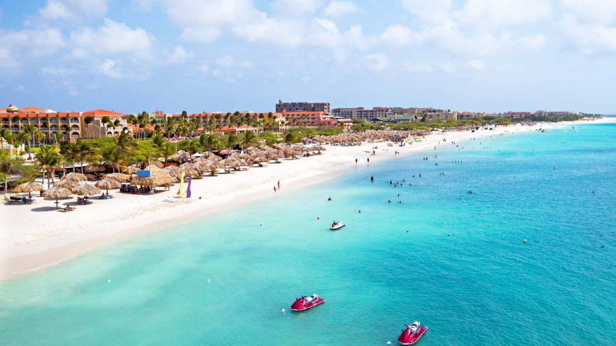 Aruba timeshare resort