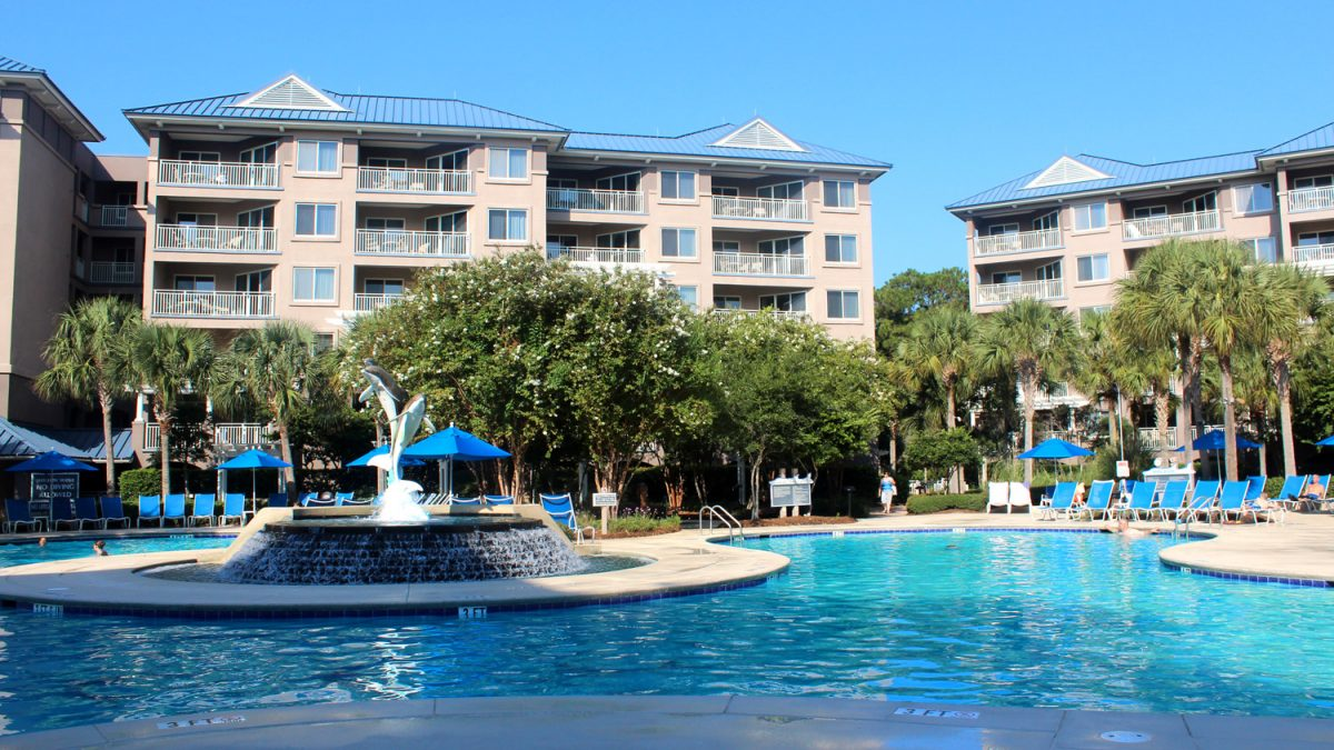 Marriott's SurfWatch timeshare Hilton head, South Carolina