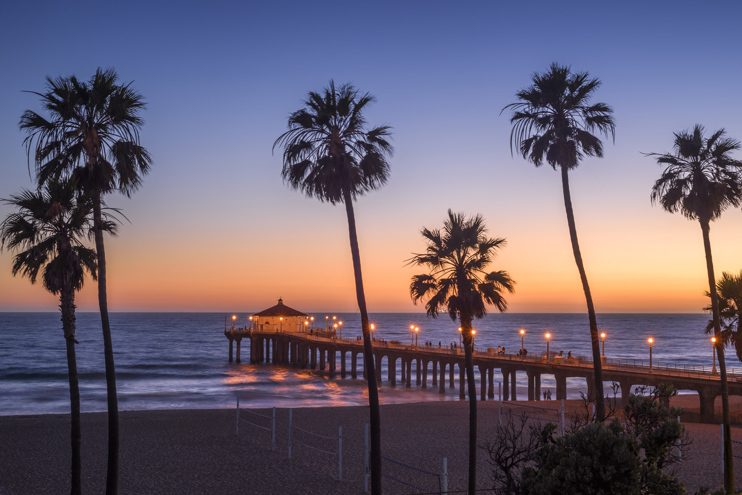 Day Trip to Manhattan Beach from your Newport Beach resort