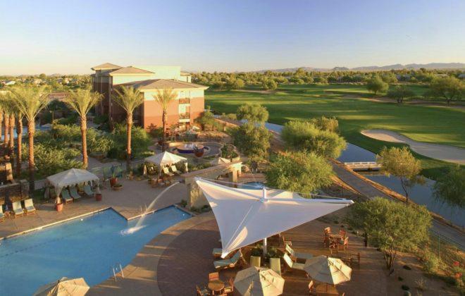 Westin Kierland Villas. Scottsdale Arizona