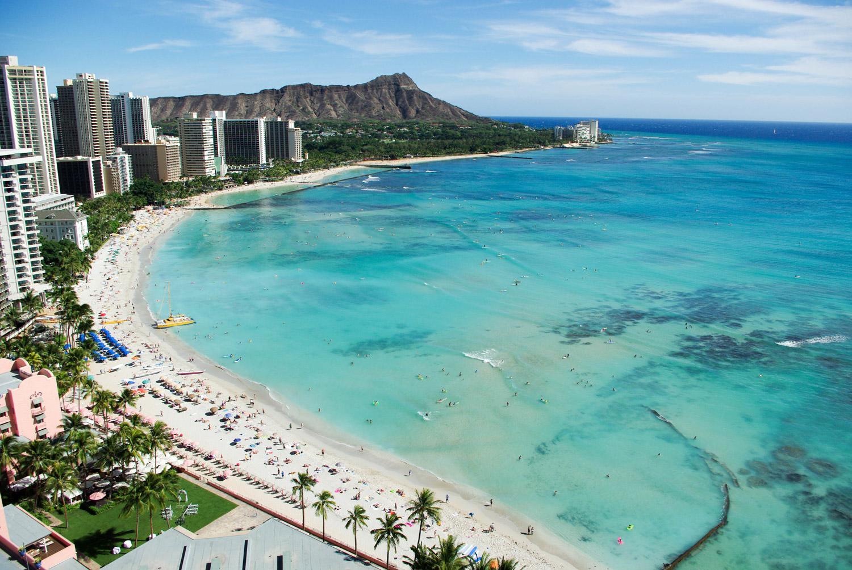 Waikiki vacation