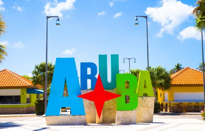 travel info for Aruba