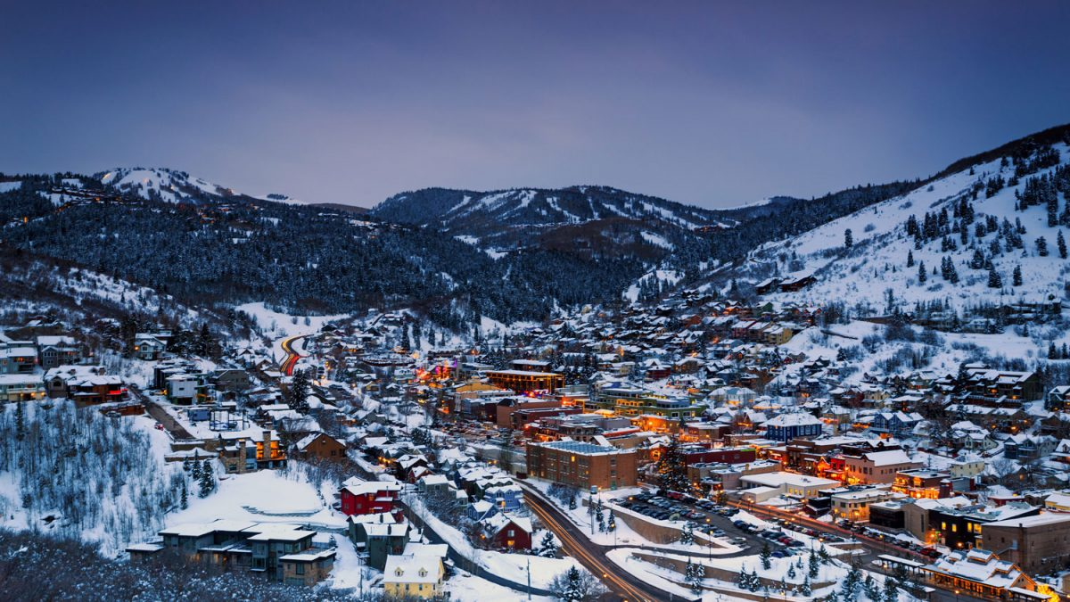Ski Trip in Utah, Park City
