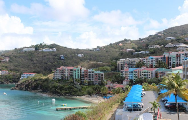 Picture of beach Hills. Near beautiful Marriott Frenchman's Cove