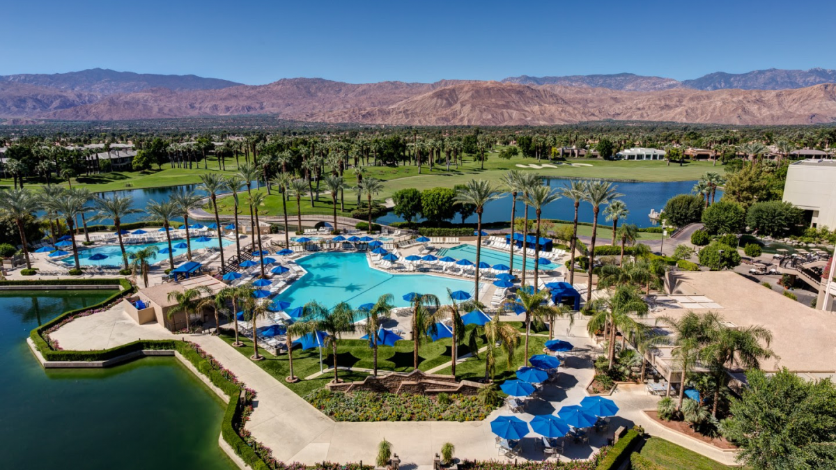 Things to do at the Marriott Desert Springs I and II