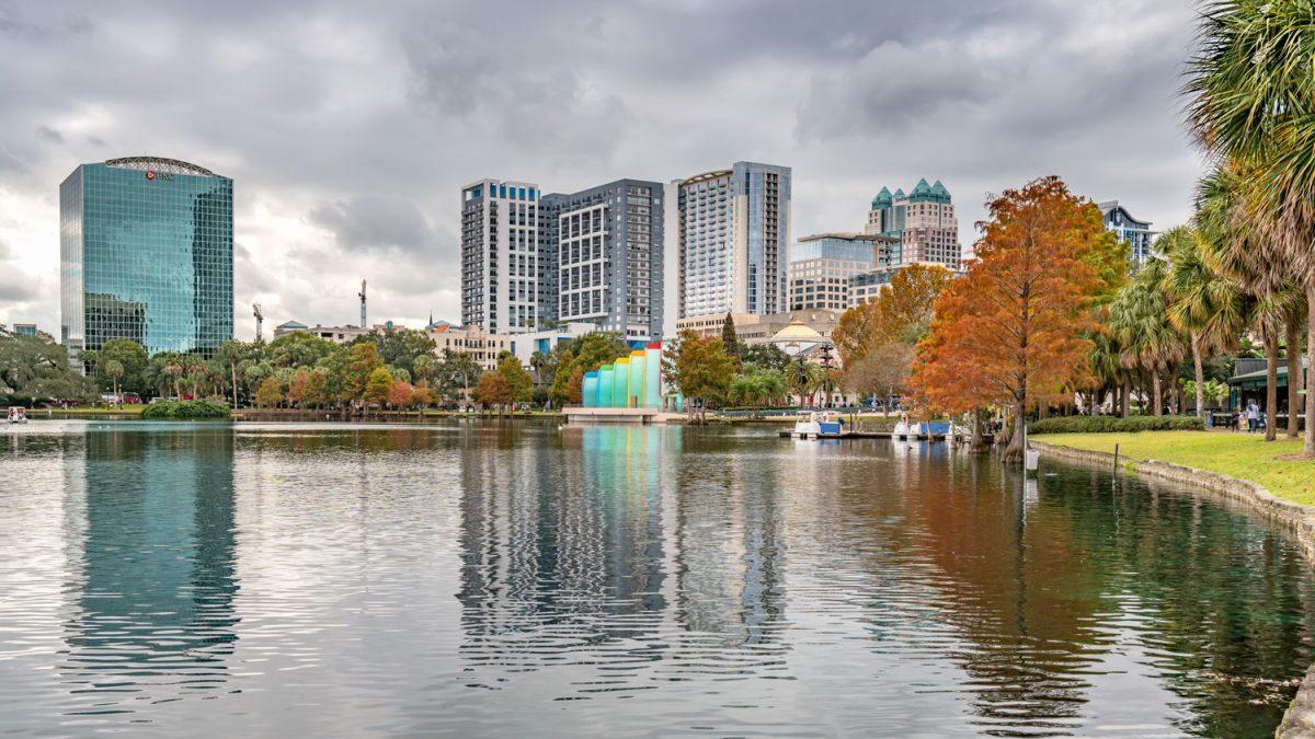 Fall in Orlando