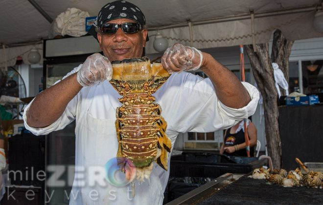 Lobster Season in Key West